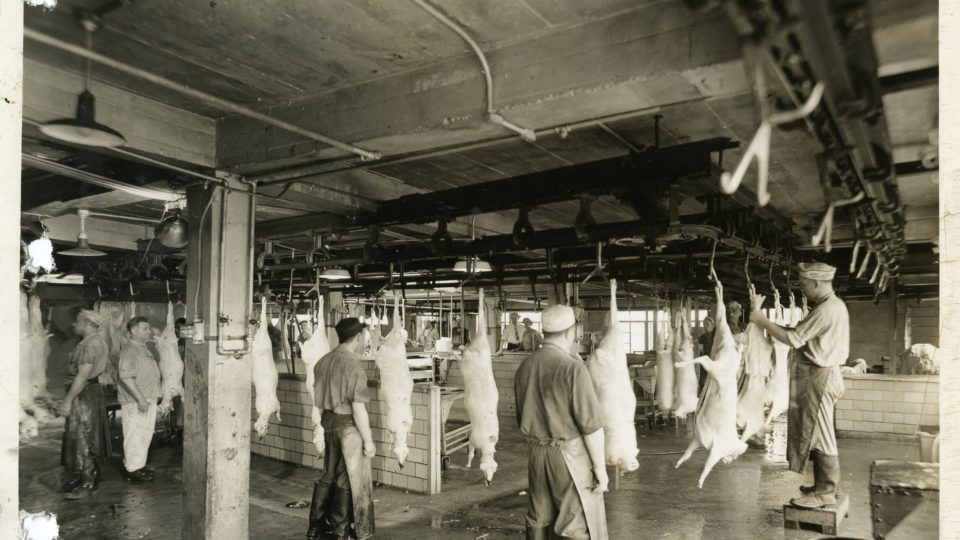 History of Sausage making